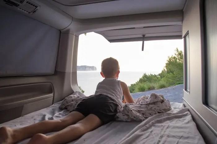 Camper-Van: Mit dem Bulli von Lazy Bus auf Mallorca