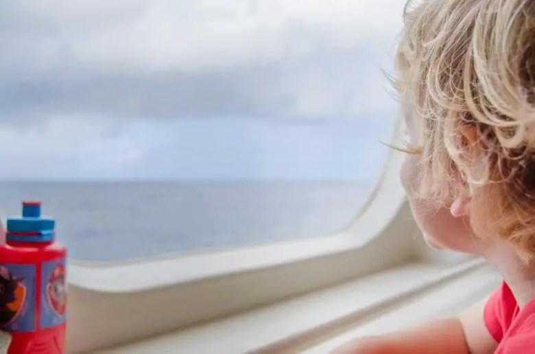 Familienurlaub Mallorca: Anreise mit Fähre