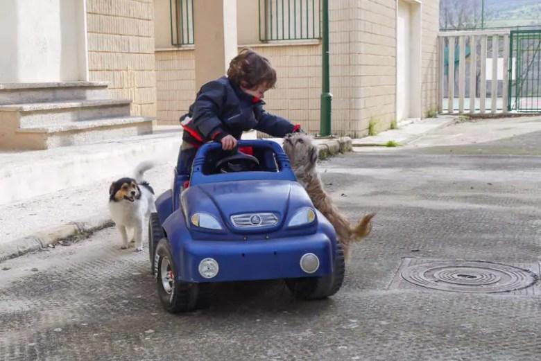 Mallorca Urlaub mit Kind: Mietwagen
