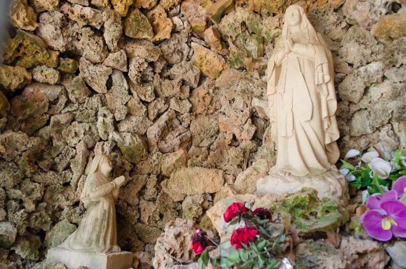 Lourdesgrotte Ermita de Betlem
