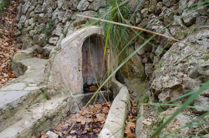 Quelle Font de s'Ermita