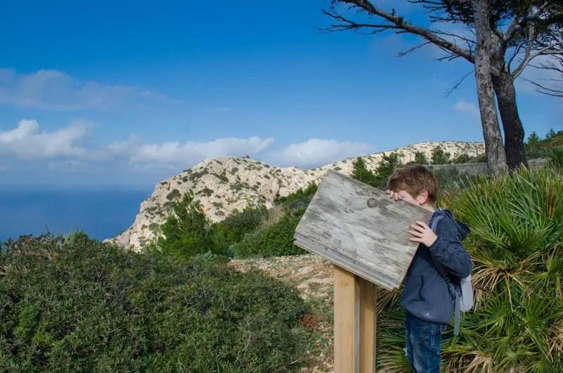 Klosterruine La Trapa auf Mallorca