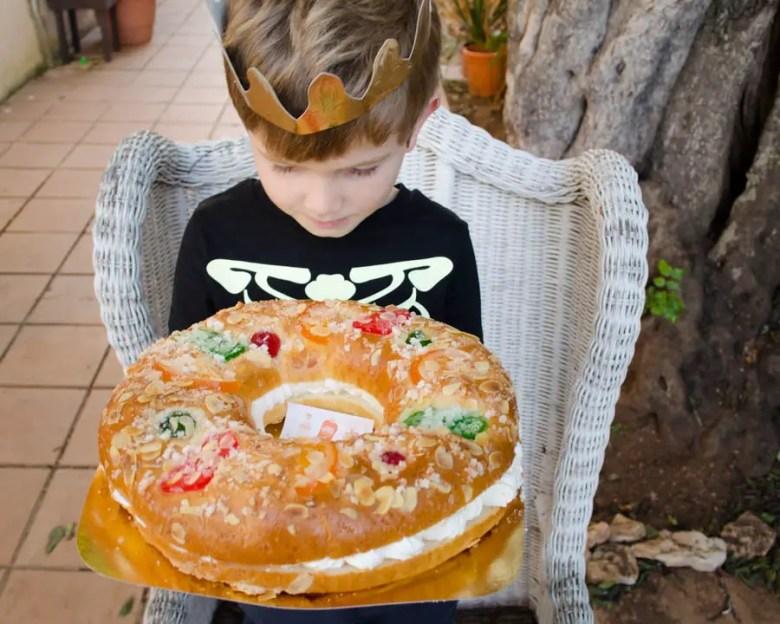 Roscon de Reyes - leichtes Rezept