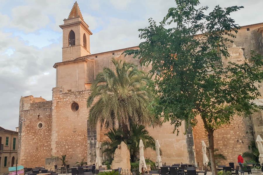 Sehenswürdigkeiten in Santanyí