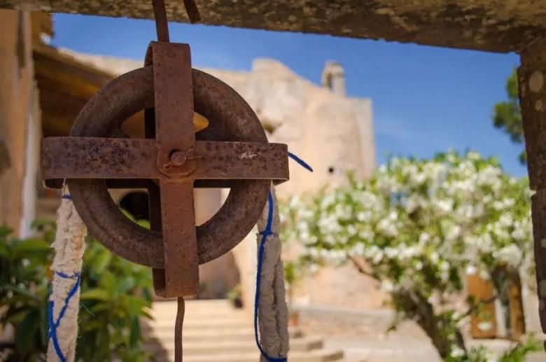 Kapelle Santueri de la Consolacion bei Santanyi