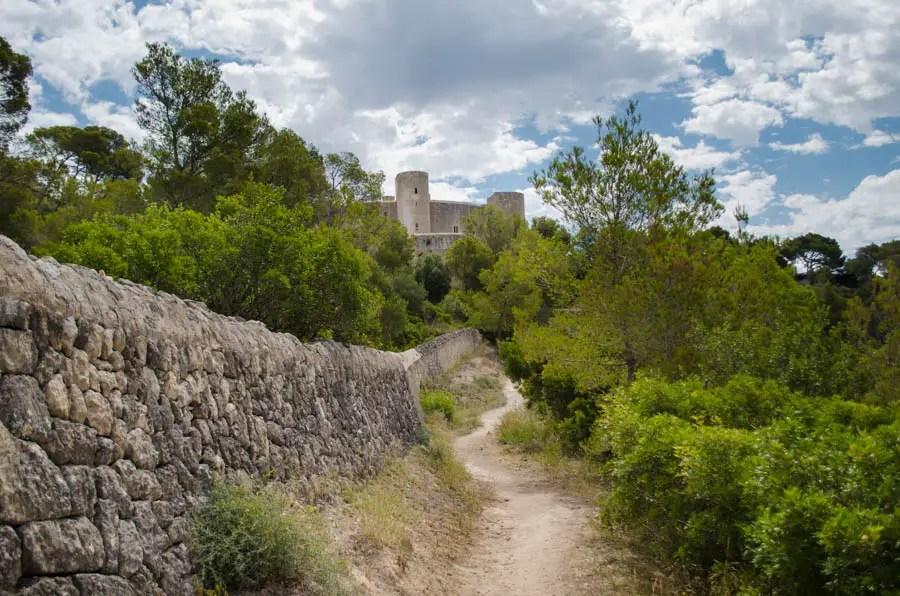 Burg in Palma: Castell de Bellver