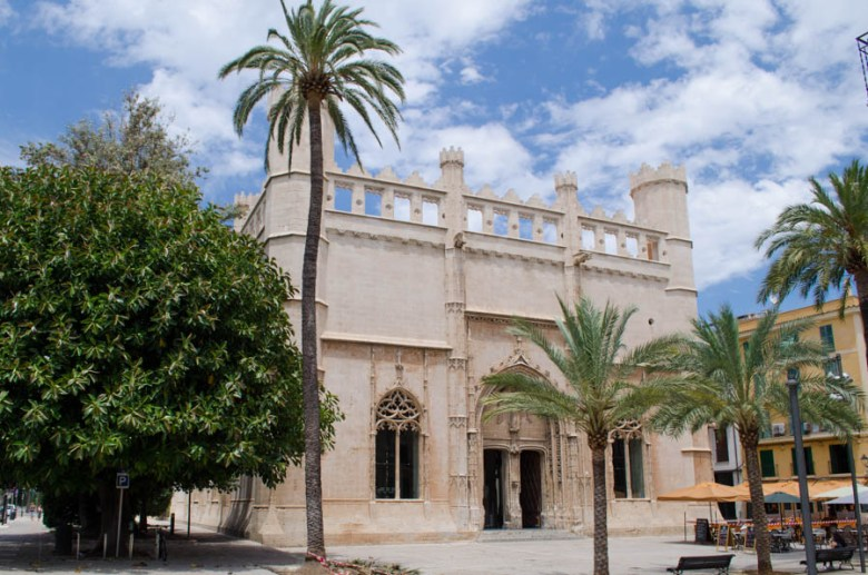 Sa Llotja - Seehandelbörse in Palma de Mallorca