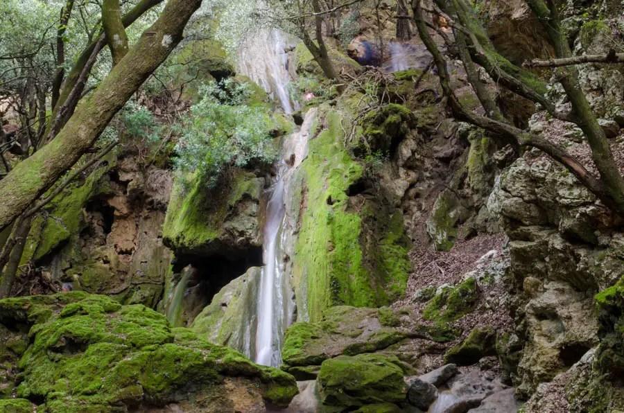 Mallorca Wasserfall Salt des Freu
