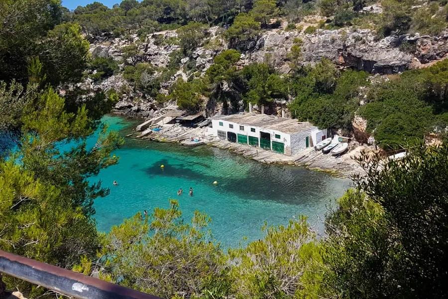 Strand Cala Pi Mallorca