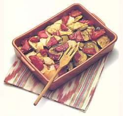 Prato de peixe tipico Maiorca