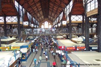 Budapest Market Hall - again