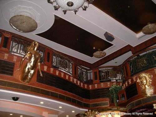Inside 1930s Cinema - Shanghai