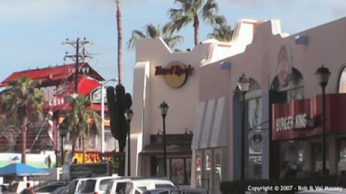 Hard Rock Cafe - Cabo St Lucas