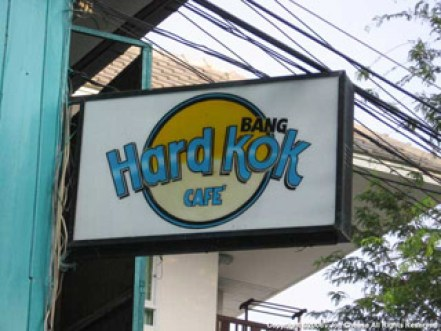 Not the Hard Rock