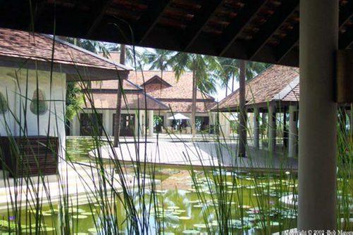 Lily Pond - Evason Pranburi - from Tolfalas.com