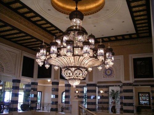 Chandelier in Al Qasr