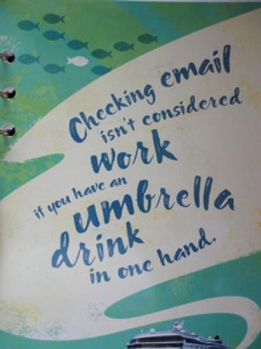 Tolfalas - Checking emails