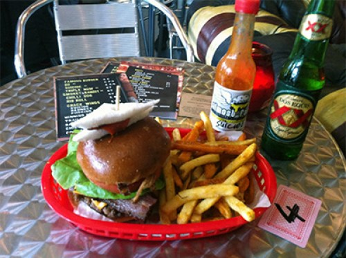 Almost Famous Burgers - Triple Nom from Tolfalas.com