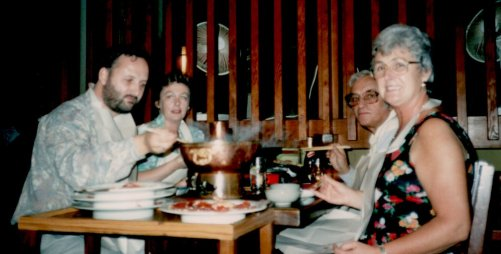 'Shabu Shabu' hotpot dinner in Hong Kong @ Tolfalas.com