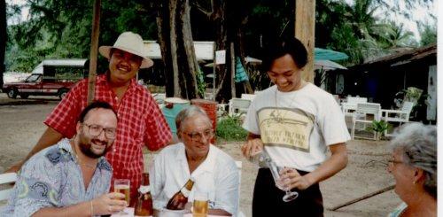 Cafe Octopus - Phuket - October 1990 - Tolfalas.com