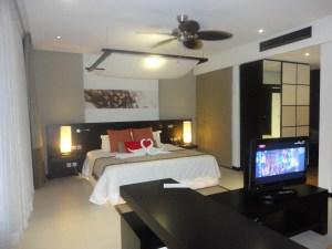 Bedroom at Crystals Beach - Mauritius @Tolfalas.com