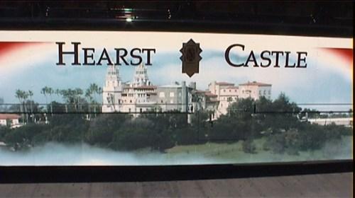 Tour Bust at Hearst Castle @ Tolfalas.com