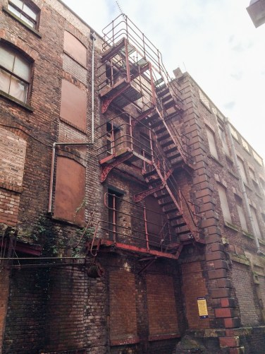 Manchester Back Street @ Tolfalas.com