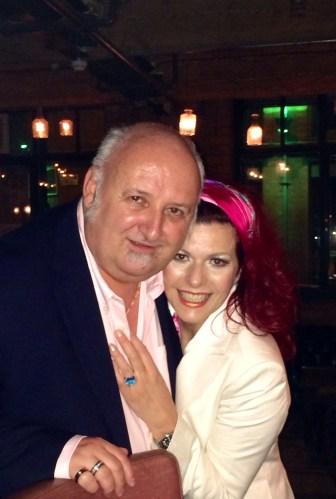 Sensible Drinking with Cleo Rocos @ Tolfalas.com
