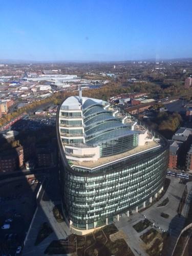 1 Angel Square. Manchester @ Tolfalas.com