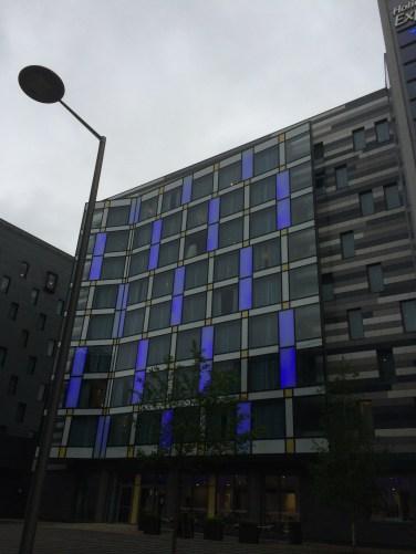 Holiday Inn Express, Manchester @ Tolfalas.com