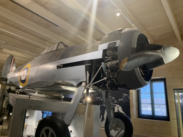 Faith - Gloster Gladiator at Malta Aviation Museum