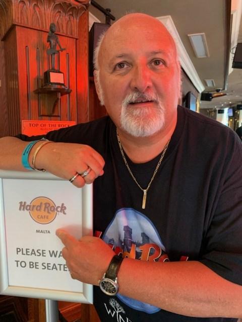 Hard Rock Cafe St Julien Malta