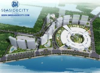 SM Seaside City Cebu Mall SRP