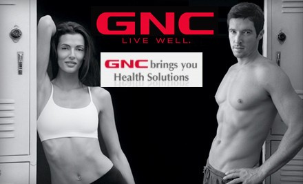 GNC SM Mall of Asia