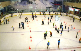 SM Mall of Asia Skating Rink