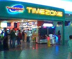 Timezone Game Center SM Mall of Asia
