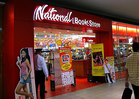 National Bookstore SM Mall of Asia