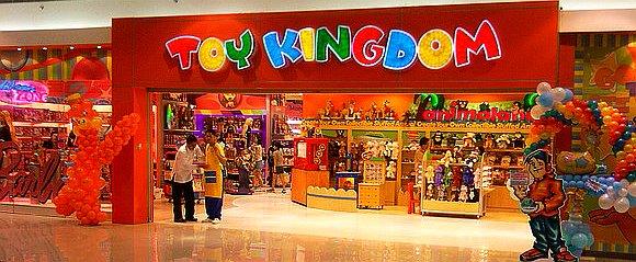 Toy Kingdom SM Mall of Asia