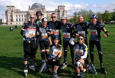 MCS Berlin teamfoto