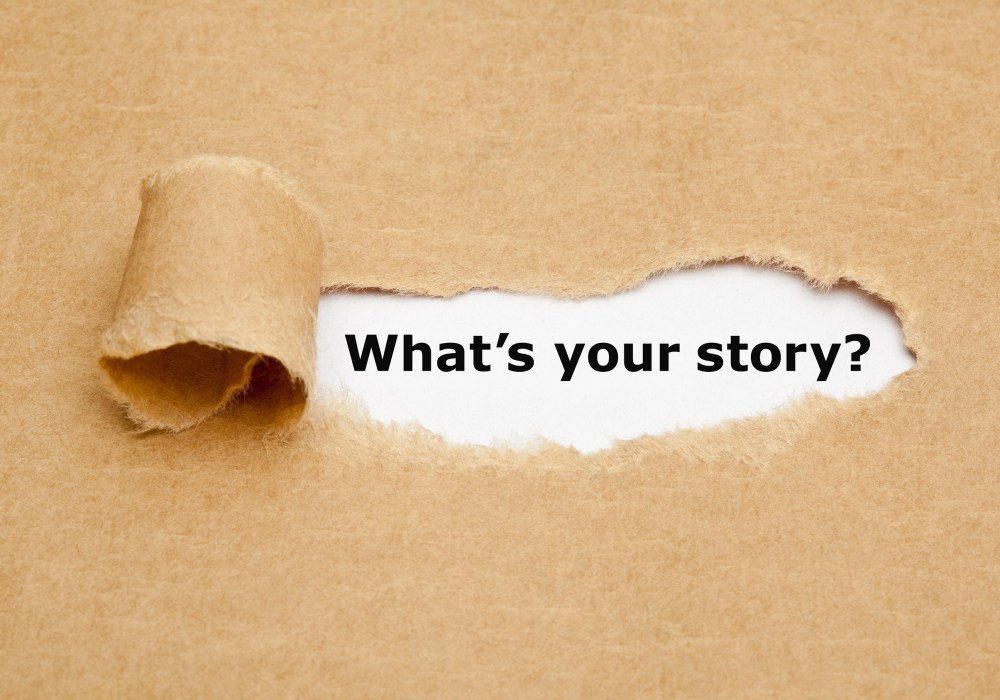 Do You have a Story that You Actually Need to Write?