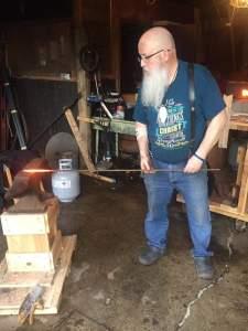 Learn to Blacksmith!