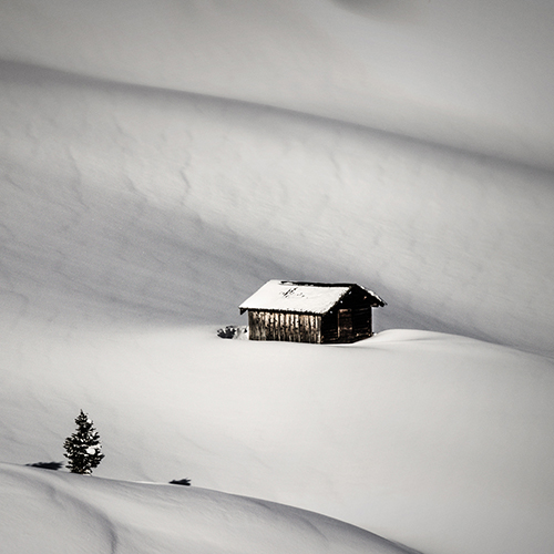 alpine hut