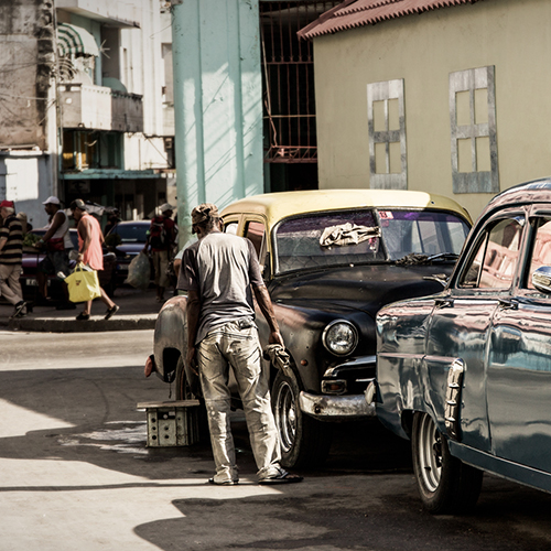 car wash in havana