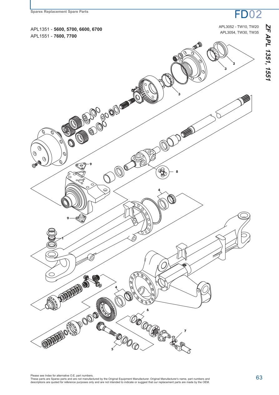 Ford 6600 Parts Diagram Trusted Schematics 3430 Tractor Wiring 7700 1210