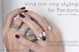 pandora ringstyling konkurrence