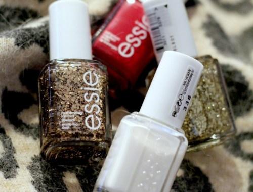 Essie winter 2014 luxeffects