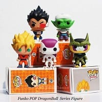 Dragon Ball Vinyl