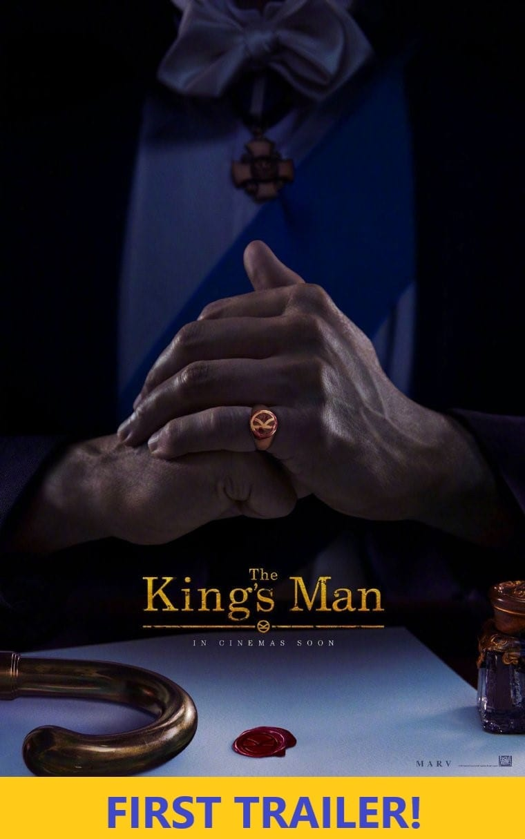 King's Man First Trailer