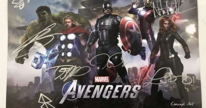 SDCC 2019: A FIRST GAMEPLAY EXCERPT FOR SQUARE ENIX'S AVENGERS GAME
