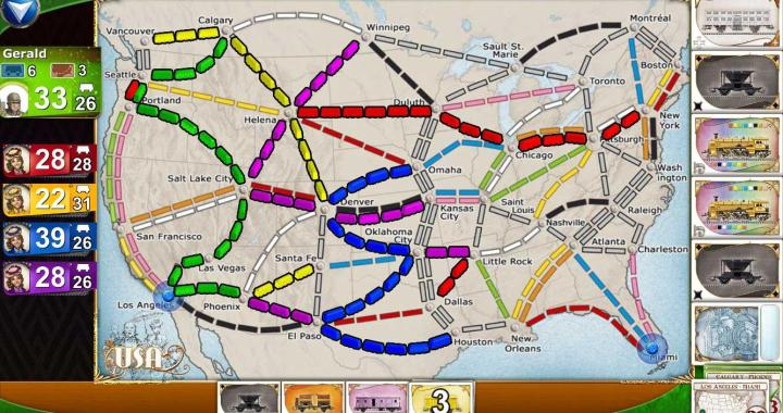 Ticket to Ride: Fun and Educational